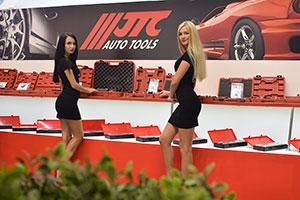 JTC AUTO TOOLS на выставке ИНТЕРАВТО 2019