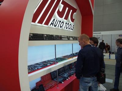 JTC Auto Tools на выставке «Интеравто»