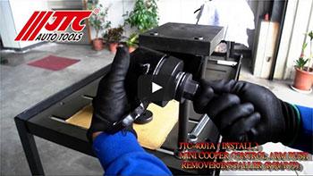 JTC 4001A - Комплект для снятия и установки сайлентблоков рулевой тяги (MINI COOPER R50/R53)
