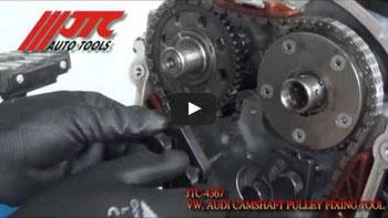 JTC 4117 - Набор фиксаторов распредвала для установки фаз ГРМ (BMW N63) JTC