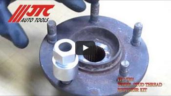 JTC 4187 - Приспособление для установки прижимной пружины (BMW N51, N52) JTC