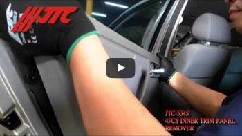 JTC 4198 - Приспособление для установки сальников коленвала (MERCEDES) JTC
