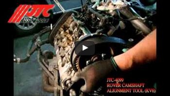JTC 4202 - Фиксатор шкива коленвала (MERCEDES M272, M273) JTC