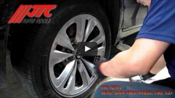 JTC 4231A - BENZ, BMW FREE WHEEL TIRE AID