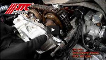 JTC 4235 - Набор фиксаторов распредвала для установки фаз ГРМ (BMW S54 с системой VANOS)
