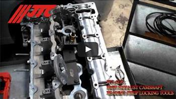 JTC 4276 - Набор инструментов для фиксации опорных планок при установке распредвала (BMW) JTC
