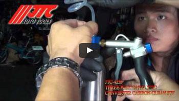 JTC 4337 - Набор инструментов для снятия и установки сайлентблоков JTC