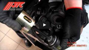 JTC 4345 - Приспособление для торсионной пружины выпускного распредвала (BMW N42, N46) JTC
