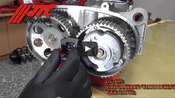 JTC 4372 - Фиксатор распредвала (VW,AUDI 1.0/1.2/1.4/1.6 FSI) JTC
