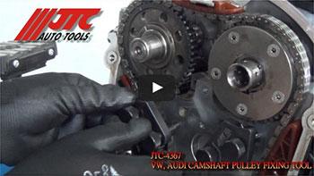 JTC 4380 - Оправка для запрессовки сальника (VAG) JTC