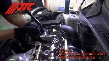 JTC 4396 - Приспособление для снятия и установки пружины клапана давления (BMW, MINI N18) JTC