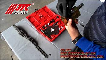 JTC 4476 - Набор инструментов для разъединения/соединения звеньев цепи ГРМ JTC