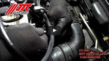 JTC 4481 - Приспособление для демонтажа топливной трубки от топливного насоса JTC