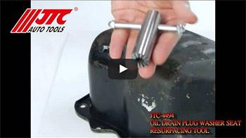 JTC 4494 - Набор инструментов для восстановления маслосливных отверстий JTC