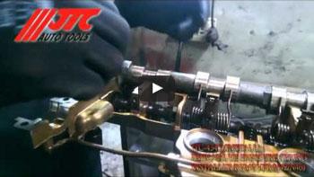 JTC 5345 - Набор съемников пистонов обшивки автомобиля 3 предмета JTC